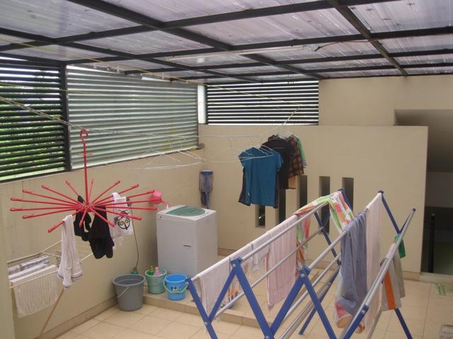 Ruang Jemuran Cerdik, Menata Rumah Minimalis | Tulisan